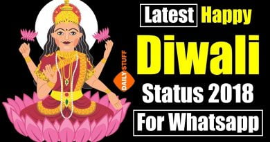 Diwali Whatsapp Facebook Status Video