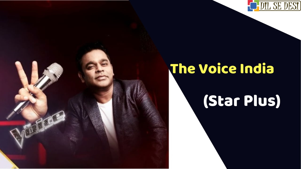 The Voice India (Star Plus)
