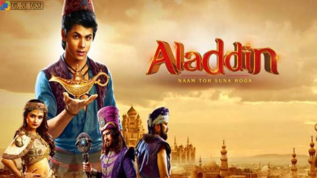 Aladdin - Naam Toh Suna Hoga  show details in Hindi