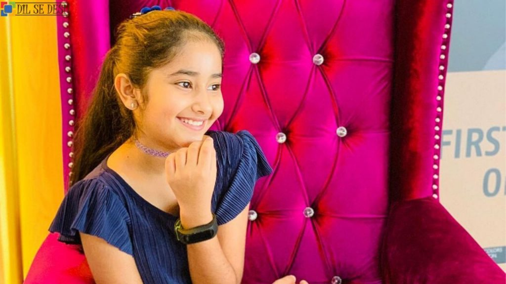 Chahat Tewani (Child Artist) Biography in Hindi (3)