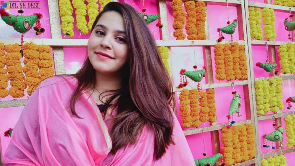 Anusha Mishra (Actress) Biography in Hindi (1)