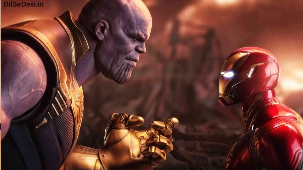 Marvel's Avenger Best Thanos Quotes, Dialogue, Status & Images in Hindi (1)