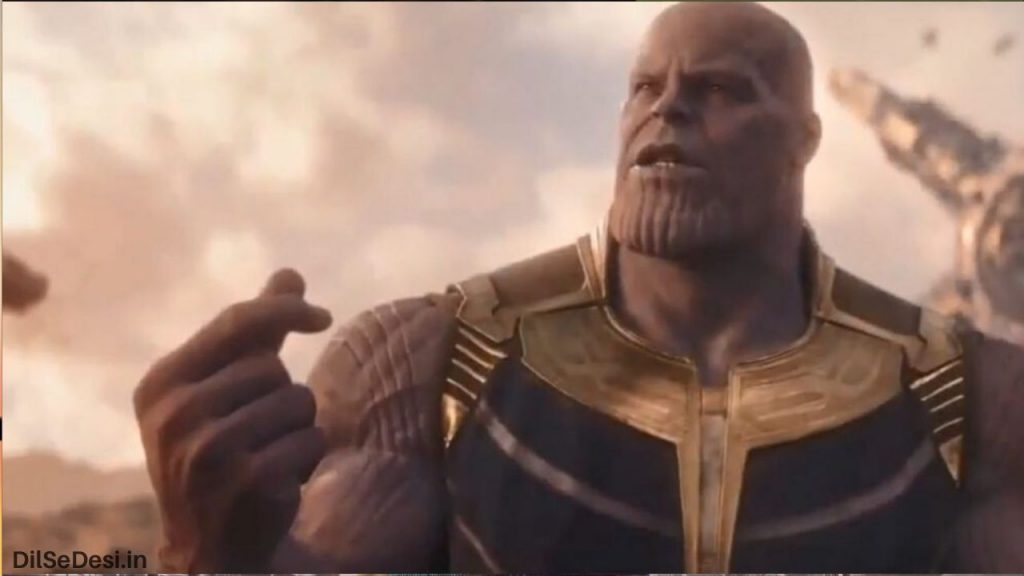 Marvel's Avenger Best Thanos Quotes, Dialogue, Status & Images in Hindi (17)