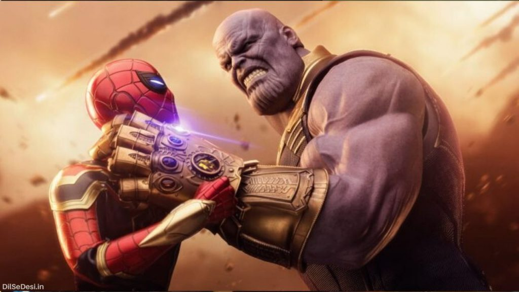 Marvel's Avenger Best Thanos Quotes, Dialogue, Status & Images in Hindi (21)