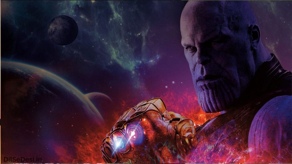 Marvel's Avenger Best Thanos Quotes, Dialogue, Status & Images in Hindi (7)