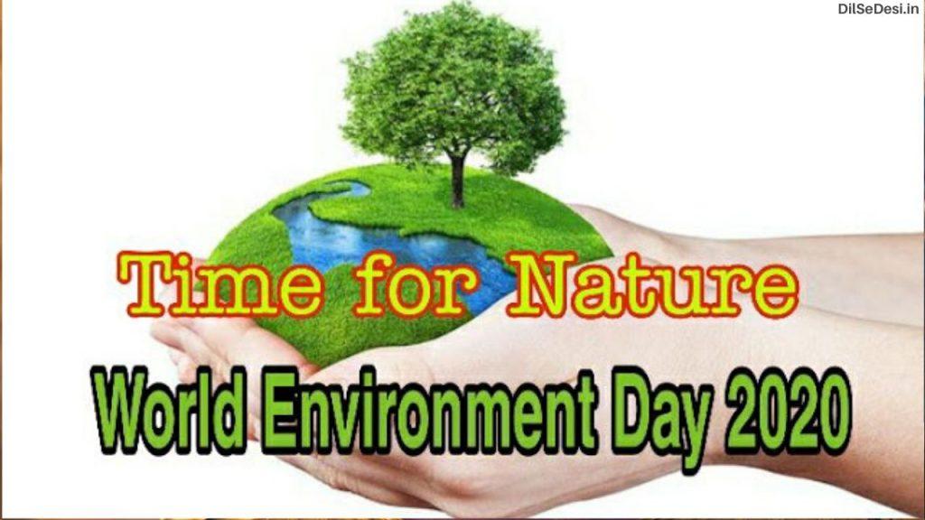 Best World Environment Day Status, Shayari, Slogans & Quotes in Hindi (3)