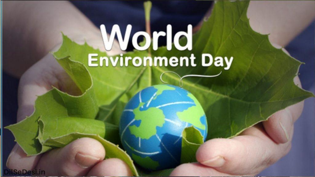 Best World Environment Day Status, Shayari, Slogans & Quotes in Hindi (5)