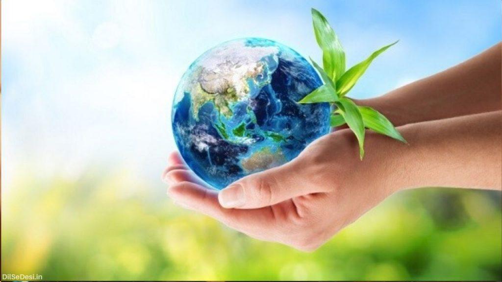 Best World Environment Day Status, Shayari, Slogans & Quotes in Hindi (6)