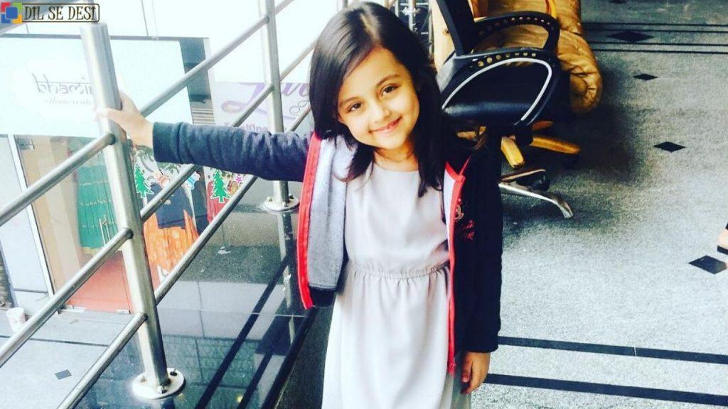 Ivana Kaur (Child Artist) Biography in Hindi (3)