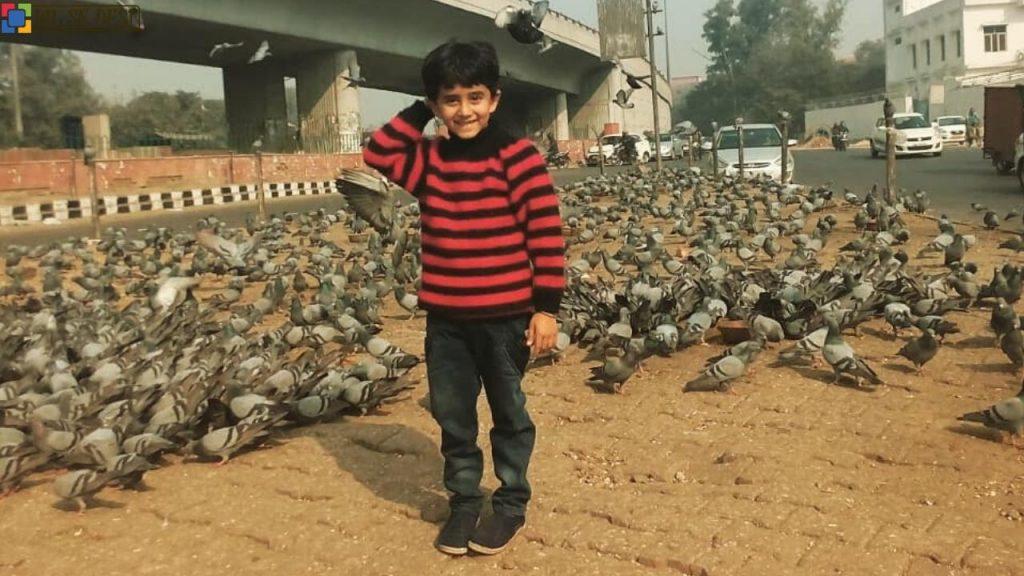 Yagya Bhasin (Child Artist) Biography in Hindi (3)