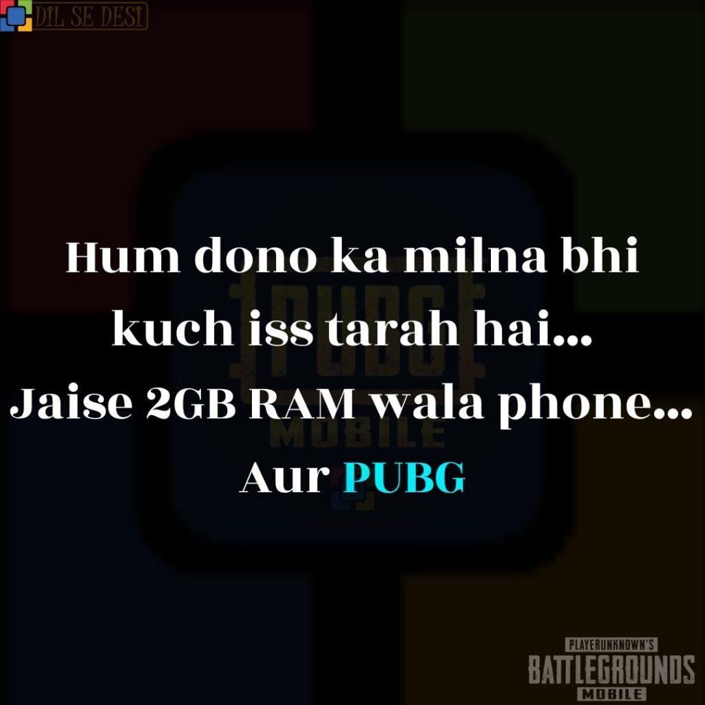 Best PUBG Status, Shayari, Quotes Images in Hindi (45)