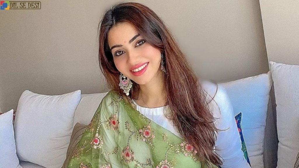 Hritiqa Chheber (Actress)