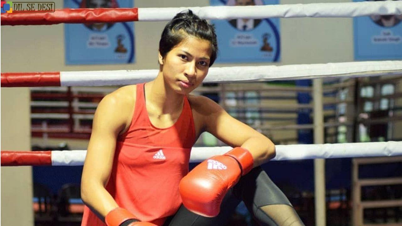 Lovlina Borgohain (Boxer)
